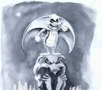 TLIID Disney+ plus Moon Knight Darkwing mash-up