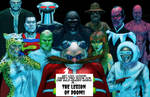 TLIID Sonic/superheroes mash-up The Legion Of Doom