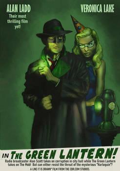 TLIID Green Lantern week - Noir