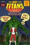 TLIID New Teen Titans on Incredible Hulk #1