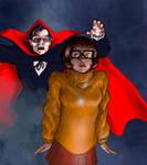 TLIID Scooby-Doo week Velma meets Dracula