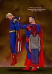 TLIID The Boys - Superman vs Homelander/Brightburn