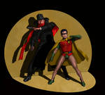 The Shadow And Robin
