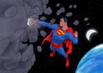 Superman in Spaaaace!
