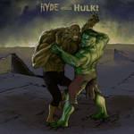 TLIID - The Hulk versus  Mr Hyde LoEG