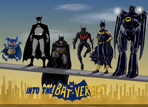 TLIID #BatmanaMovie Into The Batman-Verse