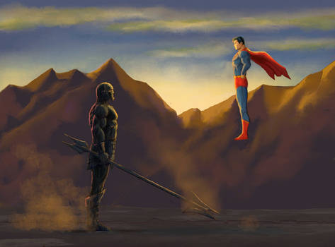TLIID The Snyder Cut version of... Superman