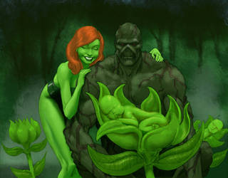 TLIID - The kid of... Poison Ivy and Swamp Thing