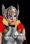 TLIID Oscar Week Jane Foster Thor in Black Swan