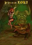 TLIID Variant Lokis - Hyborean age vs Red Sonja