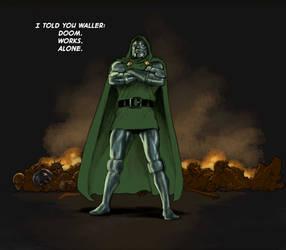 TLIID Suicide Squad Week - introducing Doctor Doom
