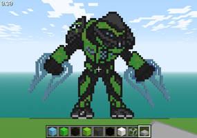 Minecraft elite by Barakaldo
