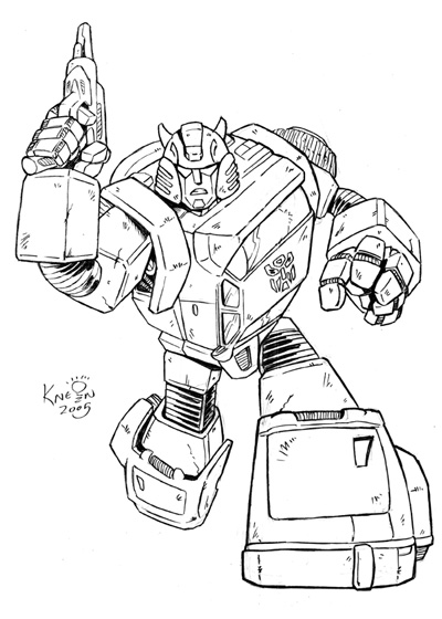 transformers g1 coloring pages transformers g1 cliffjumper by kneont on deviantart
