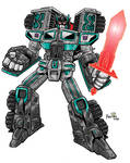 Transformers RiD: Scourge