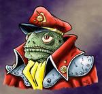 Reptile Captain