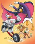 Darkwing Duck vs. Gizmoduck II