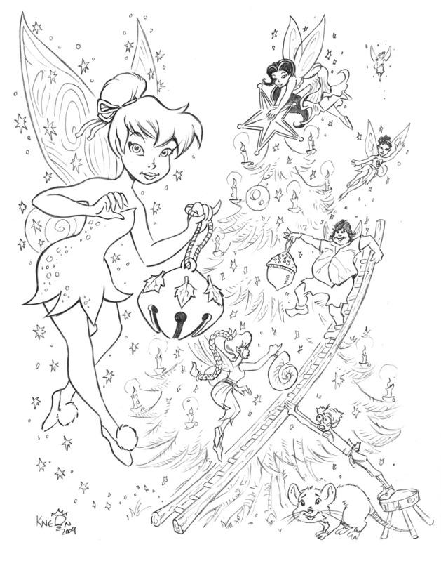 Disney Fairies Christmas