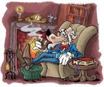 Disney's Professor Nefarious