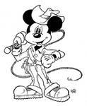 Mickey Mouse Treasure Hunter