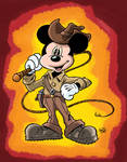 Mickey Mouse Treasure Hunter 2