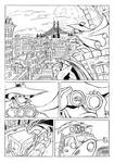 Darkwing Duck unseen comic 1
