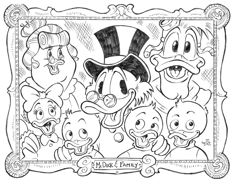 La mort de Balthazar Picsou further Funny Stitch Coloring Page For Kids Disney Coloring Pages Printables Free together with 4 as well Coloring Pages Christmas Disney moreover Qui Quo Qua Da Colorare Disegni Da. on huey dewey and louie
