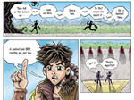Fantasy Webcomic page 3 of 19