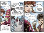Fantasy Webcomic page 8 of 19