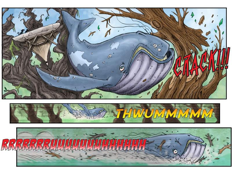 Fantasy Webcomic page 14 of 19