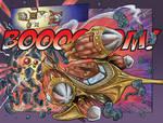 Shadowbinders Webcomic Page 2