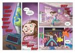 Shadowbinders Webcomic Page 9