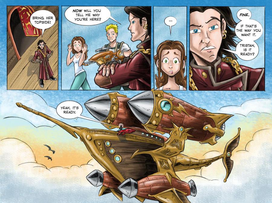 Shadowbinders webcomic page 37