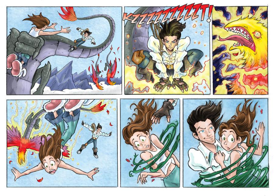 Shadowbinders webcomic page 44