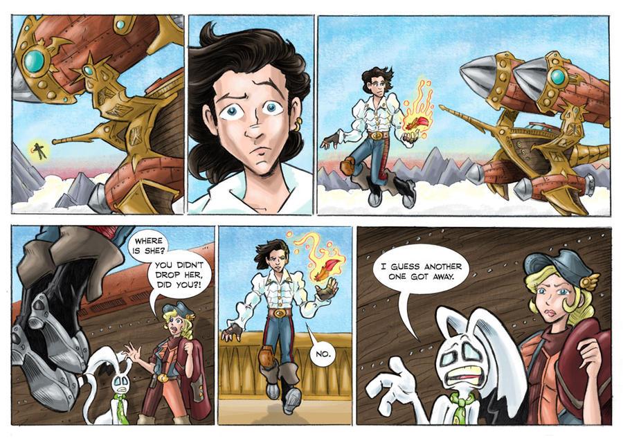 Shadowbinders webcomic page 47