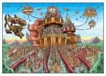 Steampunk: The Clockwork City