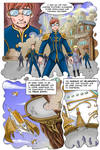 Steampunk / Fantasy Webcomic