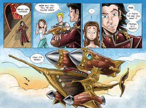 SHADOWBINDERS / Chapter 2, Page 13