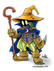 Final Fantasy Black Mage
