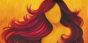 Watercolor - Kinda like Ariel