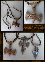 Amulet of Talos by Naira-no-Tatari