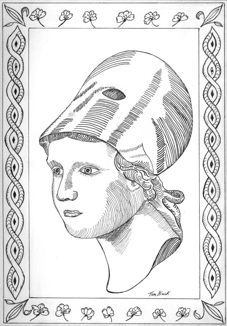 Athena Vescovali By Bigsteel On Deviantart