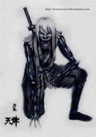 Rikimaru  Sama_Azuma Zaibatsu by GeimoAio