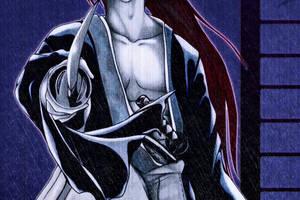 Battousai Himura by GeimoAio