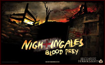 HHN NIGHTINGALES BLOODPREY by ultimatelukestar