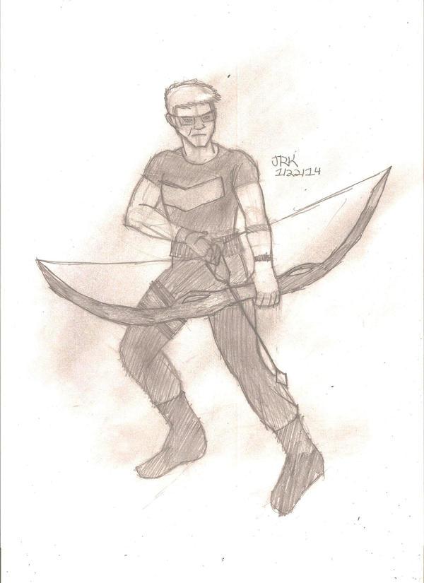 DSC Hawkeye by DarkKnightJRK