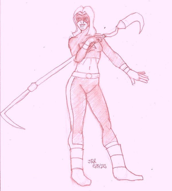 DSC Stargirl by DarkKnightJRK