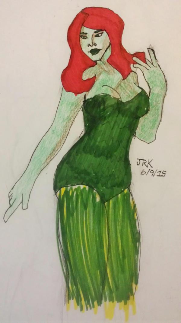 DSC Poison Ivy by DarkKnightJRK