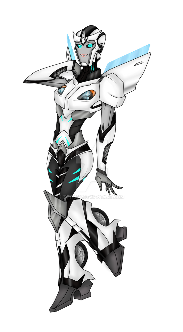 TF OC Trisy (complete) by TFTrisy