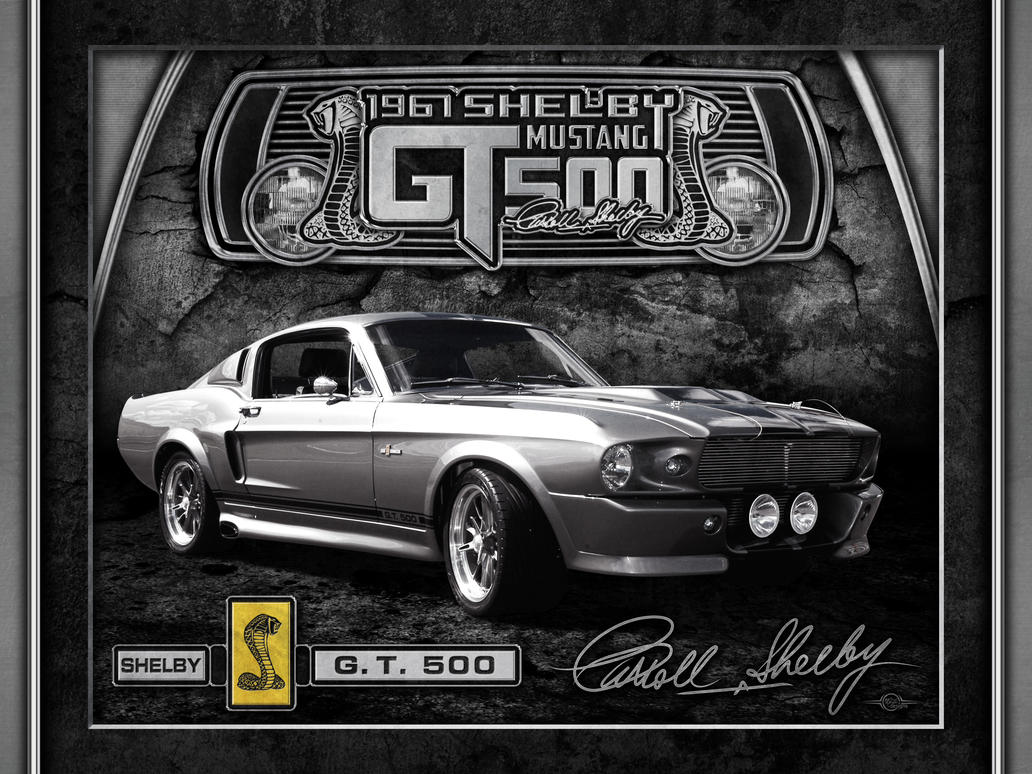 Super Snake 2017 >> 1967 Shelby Mustang GT500 by mpfdesign on DeviantArt