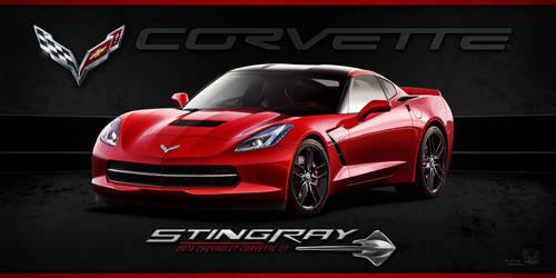 2014 Corvette C7 Stingray